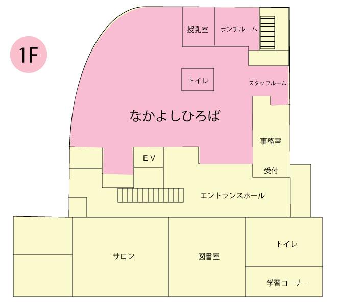 三里塚なかよしひろば(三里塚コミュニティセンター内1F)